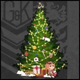 クリスマス 가구 少女前線db